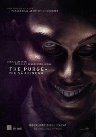 """Filmplakat für """"The Purge - Die Säuberung"""""""