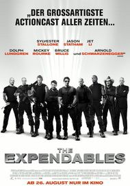 "Filmplakat für ""The Expendables"""