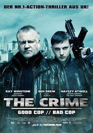 "Filmplakat für ""The Crime - Good Cop//Bad Cop"""