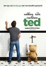 """Filmplakat für """"TED"""""""