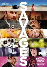 """Filmplakat für """"SAVAGES"""""""
