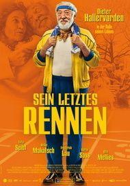 """Filmplakat für """"Sein letztes Rennen"""""""