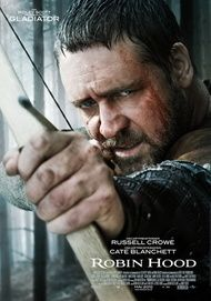 "Filmplakat für ""Robin Hood"""
