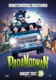"""Filmplakat für """"ParaNorman"""""""