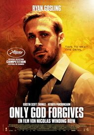 "Filmplakat für ""Only God Forgives"""