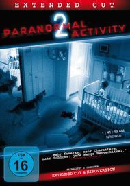 "Filmplakat für ""Paranormal Activity 2"""
