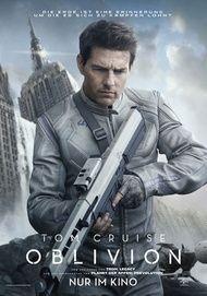 """Filmplakat für """"Oblivion"""""""