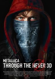 "Filmplakat für ""Metallica Through the Never"""
