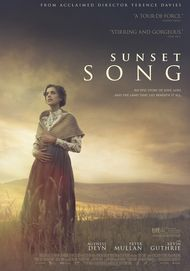 "Movie poster for ""SUNSET SONG"""