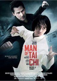 """Filmplakat für """"MAN OF TAI CHI"""""""