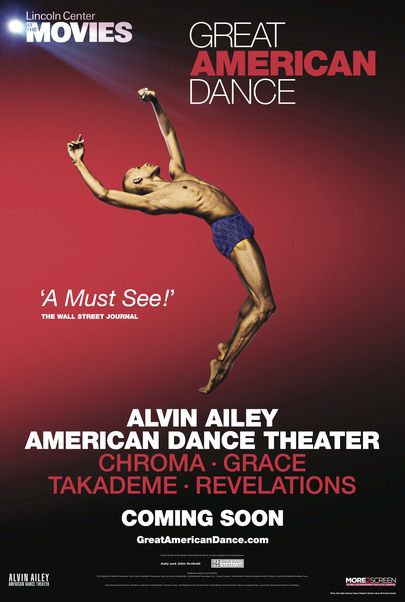 Alvin ailey naked for that