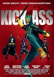 """Filmplakat für """"Kick-Ass"""""""