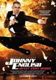 """Filmplakat für """"Johnny English - Jetzt erst recht"""""""