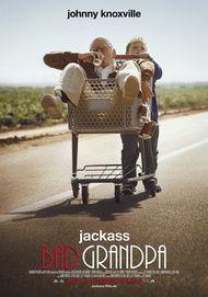 "Filmplakat für ""Jackass: Bad Grandpa"""