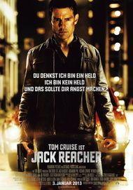 """Filmplakat für """"Jack Reacher"""""""