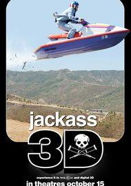"""Filmplakat für """"Jackass 3D"""""""