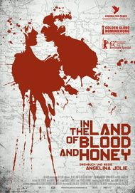 """Filmplakat für """"In the Land of Blood and Honey"""""""