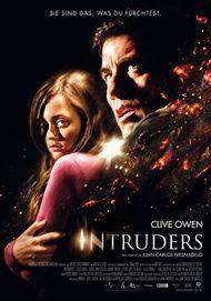 """Filmplakat für """"INTRUDERS"""""""