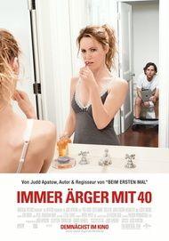 """Filmplakat für """"Immer Ärger mit 40"""""""