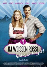 """Filmplakat für """"Im weißen Rössl - Wehe du singst!"""""""