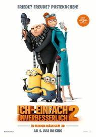 """Filmplakat für """"Ich - Einfach unverbesserlich 2"""""""