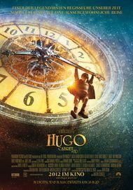 """Filmplakat für """"Hugo Cabret"""""""