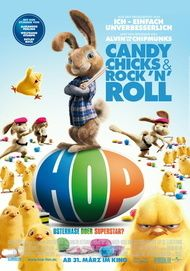 """Filmplakat für """"Hop - Osterhase oder Superstar?"""""""