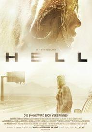 """Filmplakat für """"Hell"""""""