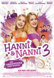 """Filmplakat für """"Hanni & Nanni 3"""""""