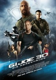 """Filmplakat für """"G.I. Joe 2: Die Abrechnung"""""""