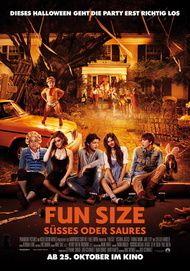 """Filmplakat für """"Fun Size - Süßes oder Saures"""""""