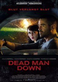 """Filmplakat für """"DEAD MAN DOWN"""""""