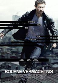 """Filmplakat für """"Das Bourne Vermächtnis"""""""
