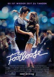 """Filmplakat für """"Footloose"""""""