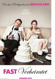 """Filmplakat für """"Fast verheiratet"""""""