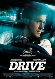 """Filmplakat für """"Drive"""""""