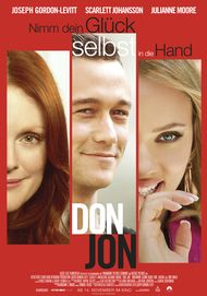 "Filmplakat für ""DON JON"""