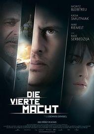 """Filmplakat für """"Die vierte Macht"""""""
