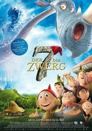 """Filmplakat für """"Der 7bte Zwerg"""""""