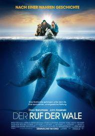 """Filmplakat für """"Der Ruf der Wale"""""""