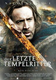 """Filmplakat für """"Der letzte Tempelritter"""""""