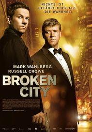 "Filmplakat für ""Broken City"""
