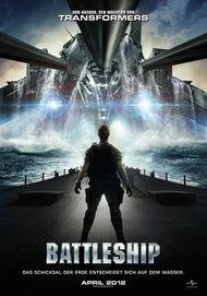 """Filmplakat für """"BATTLESHIP"""""""