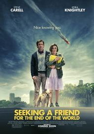 """Filmplakat für """"Auf der Suche nach einem Freund fürs Ende der Welt"""""""