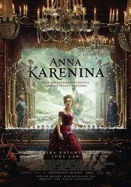 """Filmplakat für """"Anna Karenina"""""""
