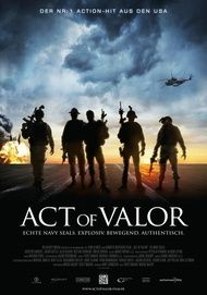 "Filmplakat für ""Act of Valor"""