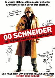 """Filmplakat für """"00 Schneider - Im Wendekreis der Eidechse"""""""