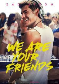 "Filmplakat für ""We Are Your Friends"""