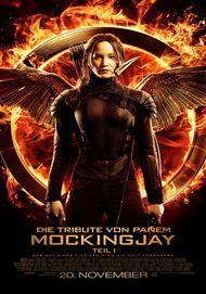 """Filmplakat für """" Die Tribute von Panem: Mockingjay Teil 1"""""""