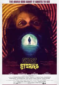 "Movie poster for ""GHOST STORIES"""